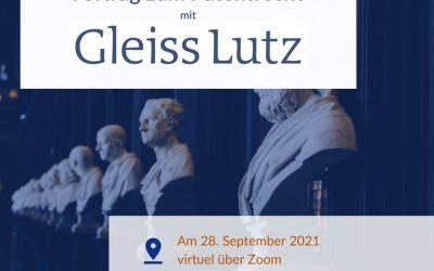 Vortrag zum Patentrecht mit Gleiss Lutz
