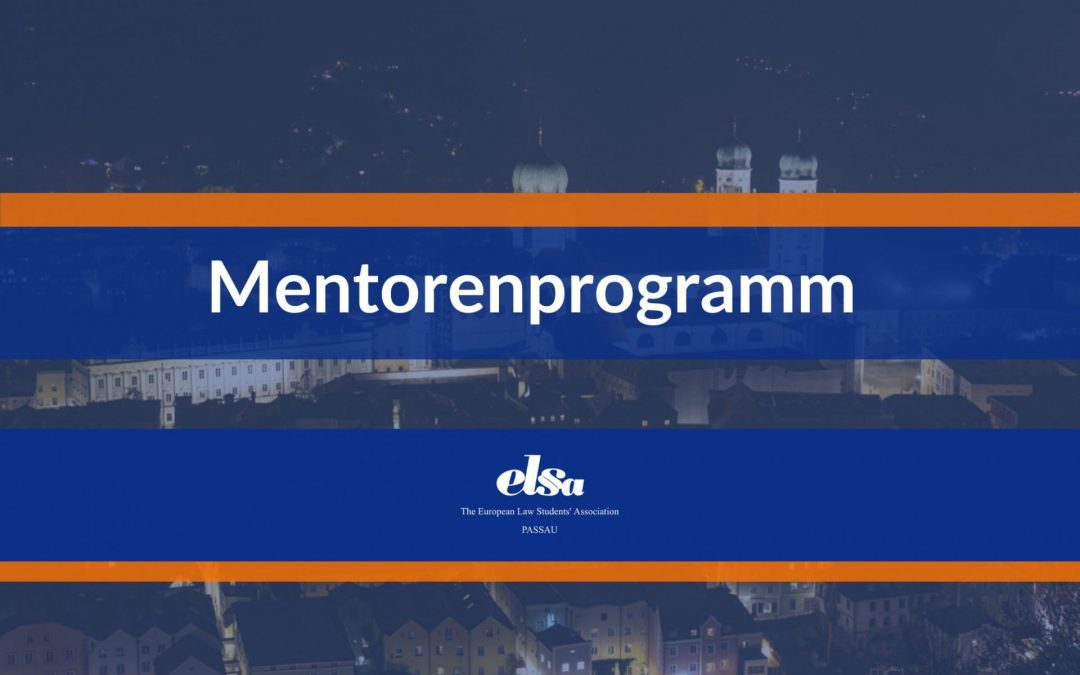Mentorenprogramm